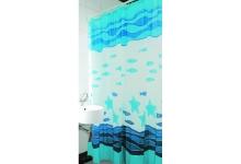 Штора для ванны Fish_arya