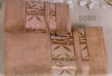 Полотенца из бамбука кофе с молоком