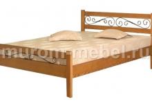 Кровать Венеция (ковка)