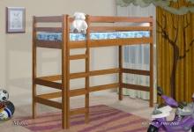 кровать из дуба детская «Маяк»