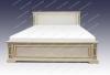 Кровать Грета из дуба - ракушка 1