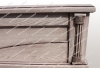 Кровать Мелиса из дуба
