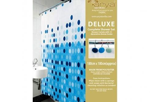 Штора для ванны Smelly_arya