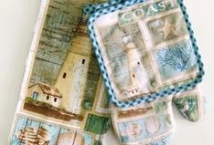 Полотенца кухонные Valtery